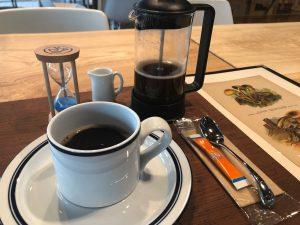 キノコブレンドコーヒー